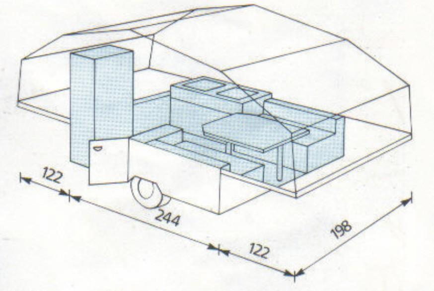 Model Details Conway Cruiser