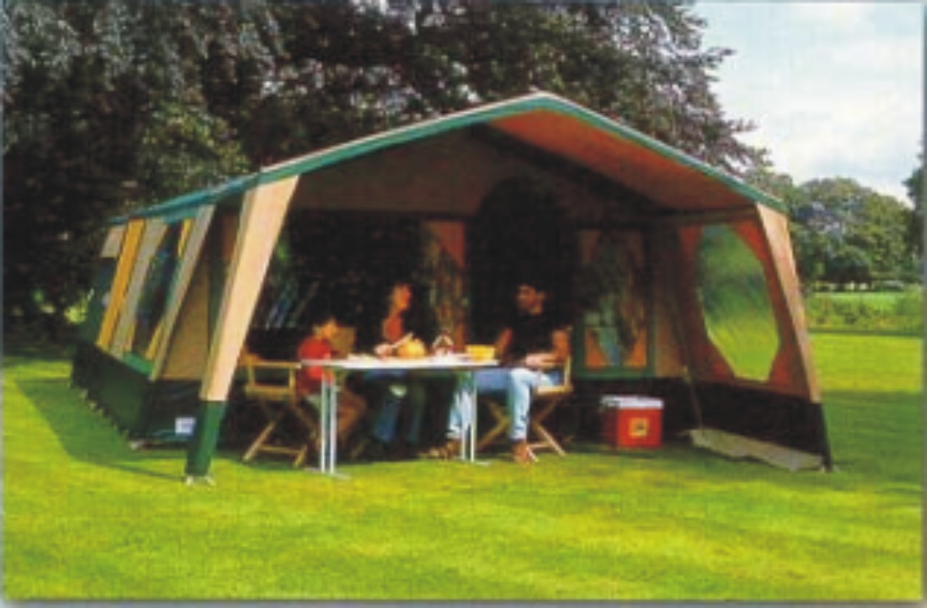 conway trailer tent instructions