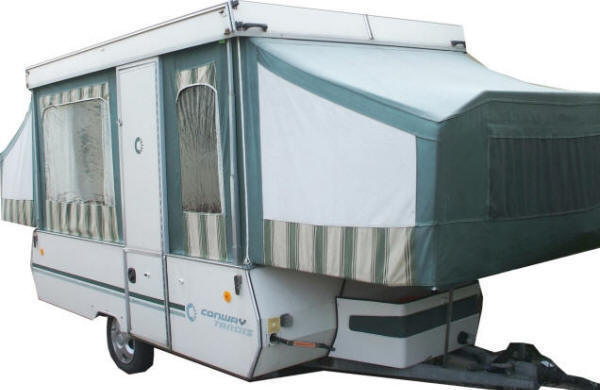Awning For Trailer